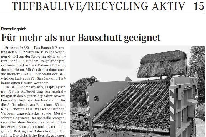 Allgemeine Bauzeitung 16/2017